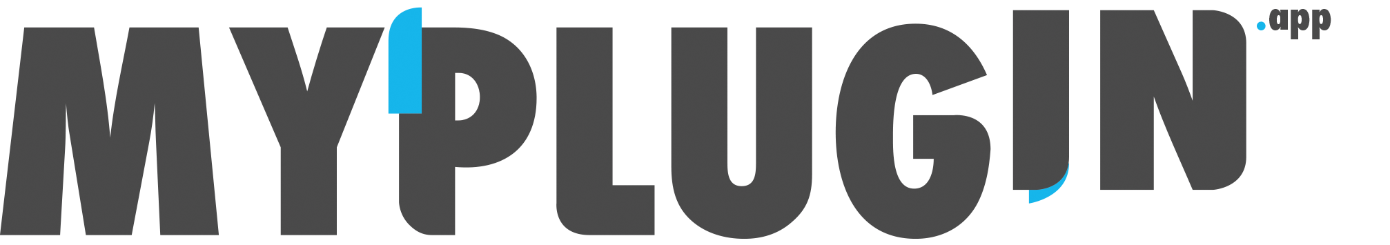logo myplugin black